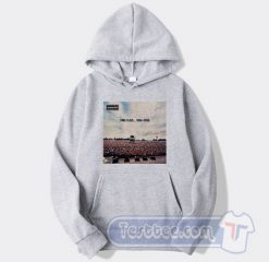 Oasis Whats Time Flies 1994-2009 Graphic Hoodie