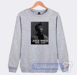 RIP Juice Wrld Graphic Sweatshirt