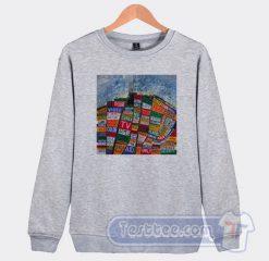 Radiohead Hail To The Thief Graphic Sweatshirt