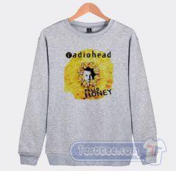Radiohead Pablo Honey Graphic Sweatshirt
