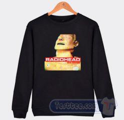 Radiohead The Bends Graphic Sweatshirt
