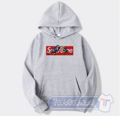 Supreme Dragon Ball Z Graphic Hoodie