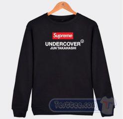 Supreme Undercover Jun Takahashi Graphic Sweatshirt