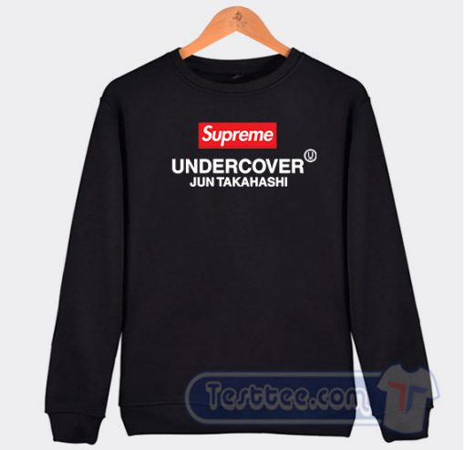 Supreme Undercover Jun Takahashi Graphic Sweatshirt