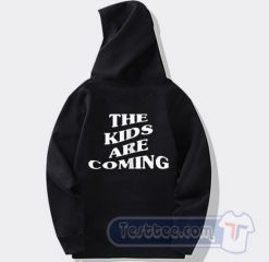 The Kids Are Coming Tones And I Graphic Hoodie