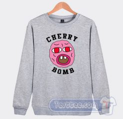 Tyler The Creator Cherry Bomb Graphic Sweatshirt