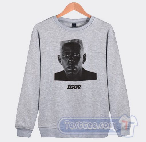 Tyler The Creator Igor Graphic Sweatshirt