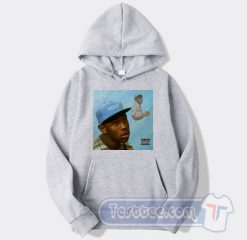 Tyler The Creator Wolf Graphic Hoodie