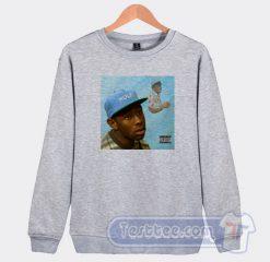 Tyler The Creator Wolf Graphic Sweatshirt