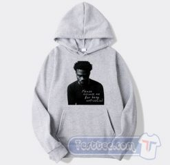Antisocial Roddy Ricch Graphic Hoodie