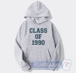 Class Of 1990 Graphic Hoodie