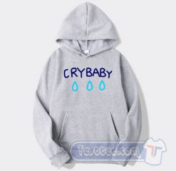 Cry Baby Graphic Hoodie