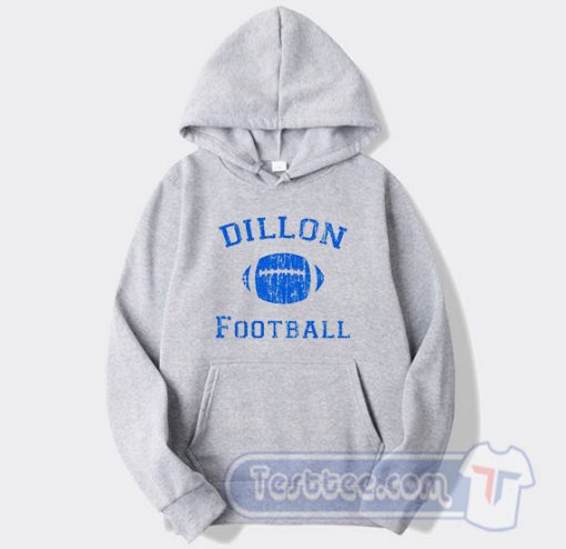 Dillon Panther Football Graphic Hoodie