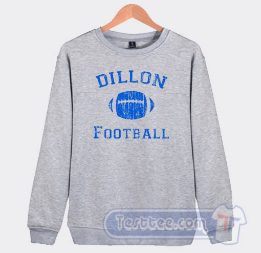 Dillon Panther Football Graphic Sweatshirt
