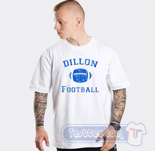 Dillon Panther Football Graphic Tees