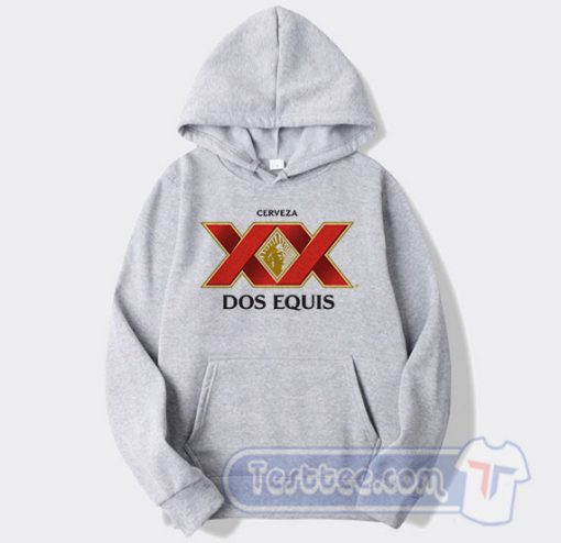 Dos Equis Graphic Hoodie