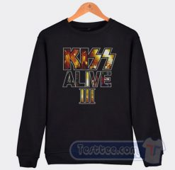 Kiss Alive 3 Graphic Sweatshirt