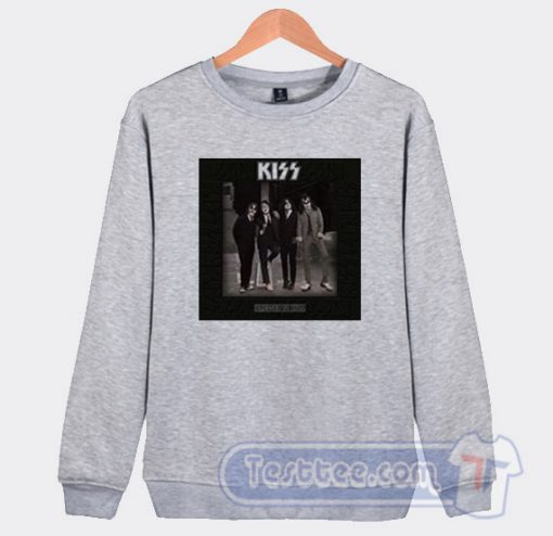 Kiss Dressed To Kill Graphic Sweatshirt