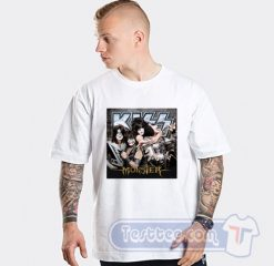 Kiss Monster Album Graphic Tees