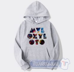 Coldplay Mylo Xyloto Graphic Hoodie