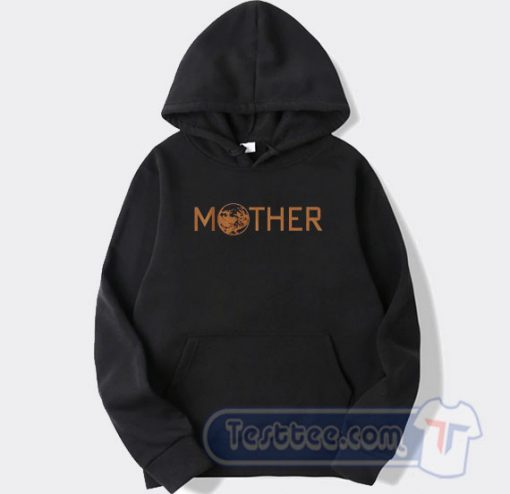 Mother 8 Bit Retro Graphic Hoodie