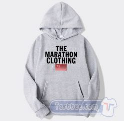 Nipsey Hussle The Marathon Clothing Graphic Hoodie