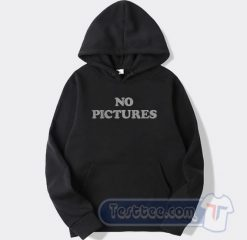 No Pictures Debby Harry Graphic Hoodie
