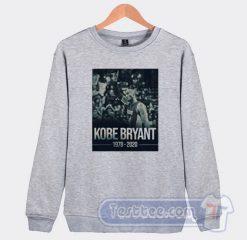 RIP Kobe Bryant Graphic Sweatshirt