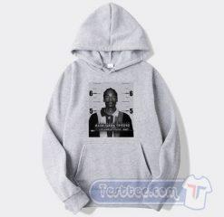 Snoop Dogg Mugshot Graphic Hoodie