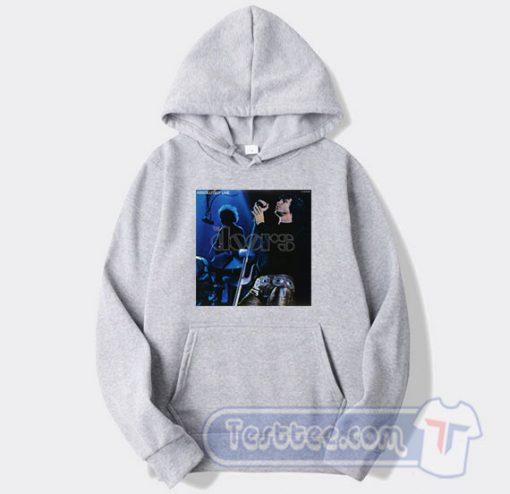 The Doors Absolutely Live Graphic Hoodie