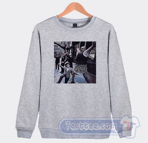 The Doors Strange Days Graphic Sweatshirt