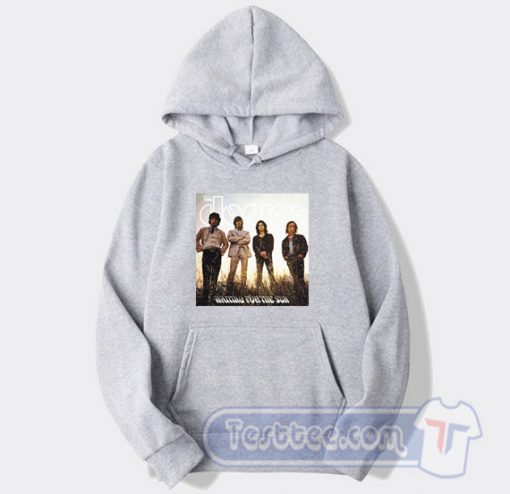The Doors Waiting For The Sun Graphic Hoodie
