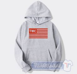 The Marathon Clothing Flag Graphic Hoodie