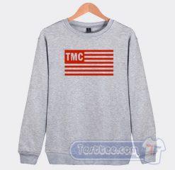 The Marathon Clothing Flag Graphic Sweatshirt