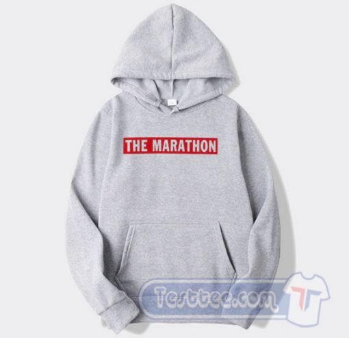 The Marathon TMC Bar Graphic Hoodie