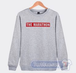 The Marathon TMC Bar Graphic Sweatshirt