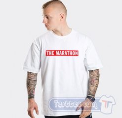 The Marathon TMC Bar Graphic Tees