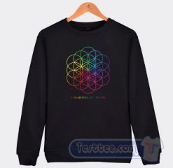 Coldplay A Head Full Of Dreams Graphic Sweatshirt