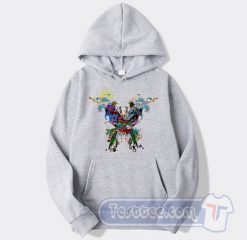Coldplay Live In Buenos Aires Graphic Hoodie
