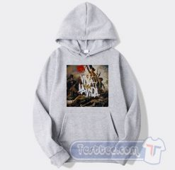 Coldplay Viva La Vida Or Death And All His Friends Graphic Hoodie