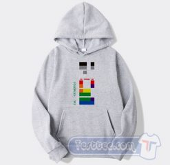 Coldplay X And Y Graphic Hoodie