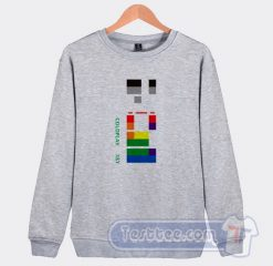 Coldplay X And Y Graphic Sweatshirt
