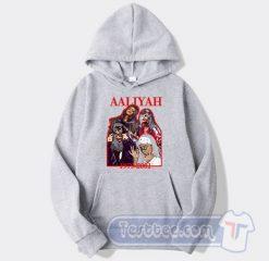 Aaliyah 1979-2001 Graphic Hoodie