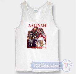 Aaliyah 1979-2001 Graphic Tank Top