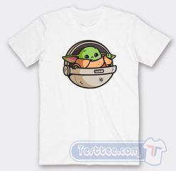 Baby Yoda Cute Graphic Tees