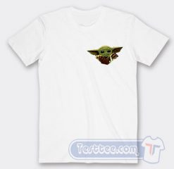 Baby Yoda Star Wars Fuck Graphic Tees