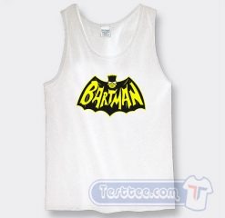 Bartman Graphic Tank Top On Sale