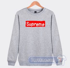 Fake Ass Supreme Graphic Sweatshirt