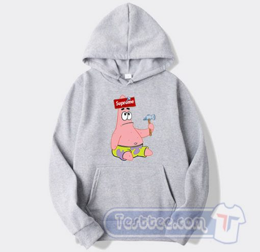 Patrick The Star Supreme Graphic Hoodie