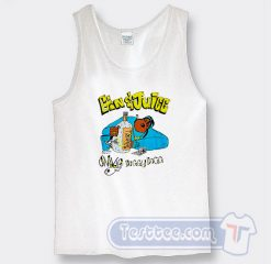 Snoop Dogg Gin And Juice Graphic Tank Top